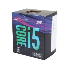 CPU Intel Coffee Lake Core i5-8400 2.8GHz (up to 4.00GHz ), 9MB, 65W LGA1151 (300 Series)