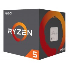 CPU AMD RYZEN 5 2600 6-Core 3.4 GHz (3.9 GHz Turbo) 19MB/65W/AM4/BOX