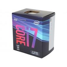 CPU Intel Coffee Lake Core i7-8700, 3.20GHz (up to 4.60GHz), 12MB, 65W,  LGA1151 (300 Series)
