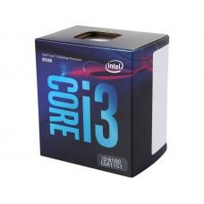 CPU Intel Coffee Lake Core i3-8100 3.60GHz, 6MB, 65W LGA1151 (300 Series)