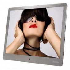 "Digital Photo Frame HAMA 97SLP 95276, 9.7"", Slim, Steel"