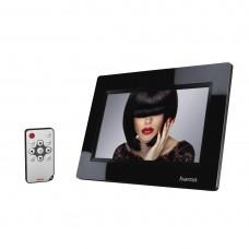 "Digital Photo Frame HAMA 7SLB 95267, 7"", Black"