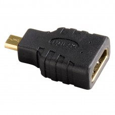 Adapter HAMA 39863 HDMI Socket - Micro HDMI Plug, 3 Stars
