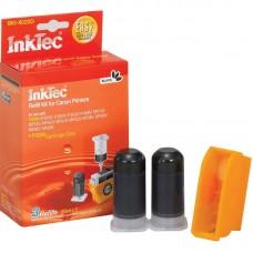 Bulk inks INKTEC 9040 , CANON  PG-30/37/40/50/830, Black
