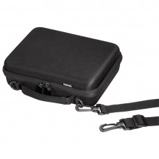 """Hardcase"" Camera Bag for GoPro Hero 3/4 Action Camera, HAMA 126670, Black"