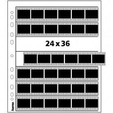 File for Negatives HAMA 02251, 24 x 36, 100 sheets