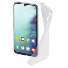 """Hama """"Crystal Clear"""" Cover for Samsung A50, transparent"""