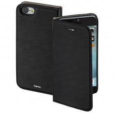 """Slim"" Booklet Case for Apple iPhone 7/8, black"