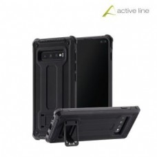 """Hama """"Army"""" Cover for Samsung Galaxy S10+, black"""