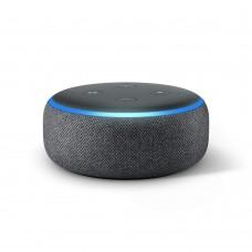 Amazon Echo Dot 3 Multimedia Speaker, Charcoal