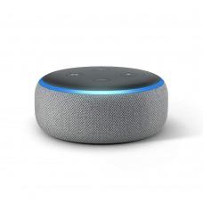 Amazon Echo Dot 3 Multimedia Speaker, Heather Grey
