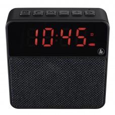 "Hama ""Pocket Clock"" Mobile Bluetooth Speaker, black"