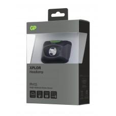 Headlamp / Lantern with light GP BATTERIES Prosumer Xplor PH15 Task with Motion sensor