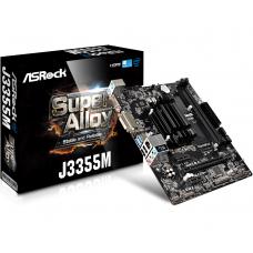 Motherboard ASROCK J3355M,  Intel® Dual-Core Processor J3355