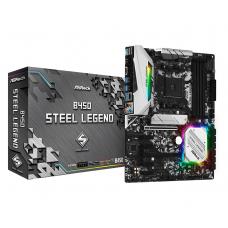 Motherboard ASROCK B450 Steel Legend