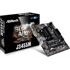 Motherboard ASROCK J3455M,  Intel® Quad-Core Processor J3455