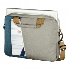 "Hama ""Florence"" Notebook Bag, up to 40 cm (15.6""), petrol/grey"