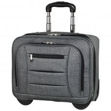 """Hama """"Business"""" Notebook Trolley, up to 40 cm (15.6""""), grey"""