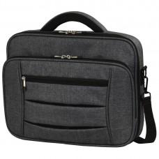 "Hama ""Business"" Notebook Bag, up to 44 cm (17.3""), grey"