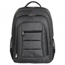 """Hama """"Business"""" Notebook Rucksack, up to 40 cm (15.6""""), grey"""