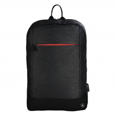 """Hama """"Manchester"""" Notebook Backpack, up to 40 cm (15.6""""), black"""