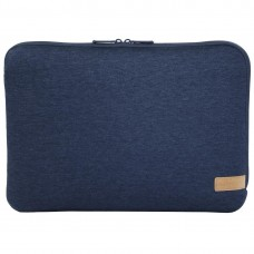 """Hama """"Jersey"""" Notebook Sleeve, up to 34 cm (13.3""""), Blue"""
