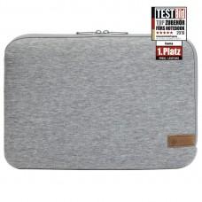 "Hama ""Jersey"" Notebook Sleeve, up to 36 cm (14.1""), light grey"