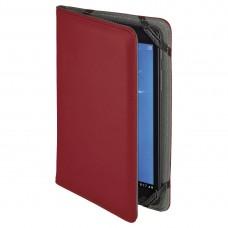 "Hama ""Piscine"" Portfolio, for Tablets up to 25.6 cm (10.1""), red"
