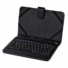 """OTG Tablet Bag with Integrated Keyboard HAMA, 7"""", OTG, Black"""