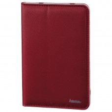 """Hama """"Strap"""" Portfolio for tablets up to 17.8 cm (7""""), red"""
