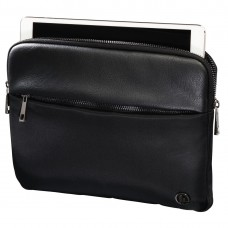 """Hama """"Mission"""" Tablet Sleeve, up to 25.6 cm (10.1""""), gun metal"""