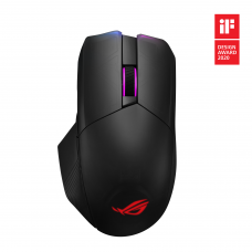 Gaming Mouse ASUS ROG Chakram Wireless/BT with Qi Charging