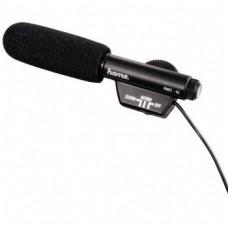 Directional Microphone HAMA RMZ-16, 3.5mm, Black