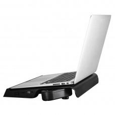 """Notebook Cooler HAMA Aluminium, integrated speakers, 13,3"""" - 15,6"""", Black"""