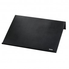 Hama Notebook Stand, carbon look, black