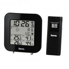 "Hama ""EWS-200"" Weather Station, black"