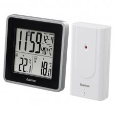 Electronic Weather Station HAMA EWS Intro 176924, Silver