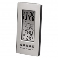 LCD Thermometer HAMA 75298, Silver