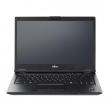 "Notebook FUJITSU Lifebook E449, Intel Core i5-8250U, 8Gb DDR4, 256Gb M2 SSD, 14.0""FHD AG, no OS, Black"