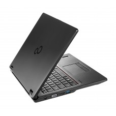 "Notebook FUJITSU Lifebook E449, Intel Core i7-8550U, 8Gb DDR4, 256Gb M2 SSD, 14.0""FHD AG, no OS, Black"