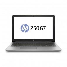 """Notebook HP 250 G7, Intel i5-8265U up 3.90Ghz 6 MB, FHD 15.6"""",  8GB DDR4, 256Gb М2.NVME, NVidia Geforce MX110 2GB, no OS, silver"""