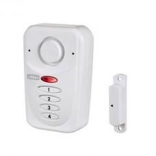Window/Door Alarm Sensor with PIN Code Xavax 111982