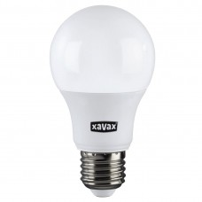 Xavax LED lamp,E27,806lm replaces 60 W incandescent lamp,warm white,dimmable