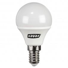 LED bulb XAVAX 112291, 230V, 5.4W, E14, P45, 2700K, bulb