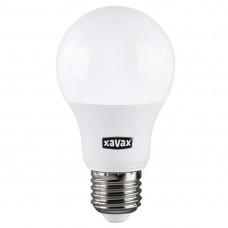 LED bulb XAVAX 112620, 9W, E27, A 60. 2700K, bulb