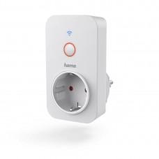 Hama WiFi socket, 3.680W, 16A