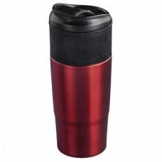 """Everyday"" Vacuum Mug, 400 ml, red"