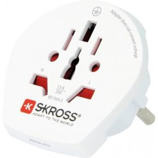 Skross 1.500211-E Travel adapter CA W to EU