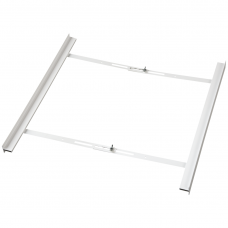 Intermediate Frame (open front) for Washing Machine and Dryer, 55 - 68 cm
