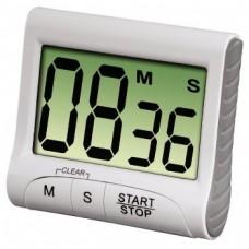 "Xavax ""Countdown"" Kitchen Timer, digital, white"
